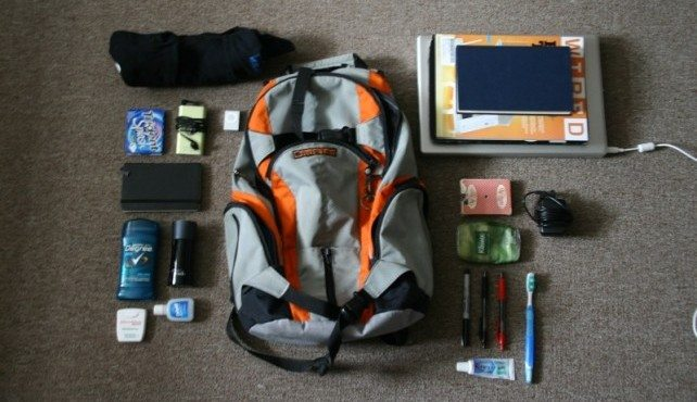 Small Travelling Bag