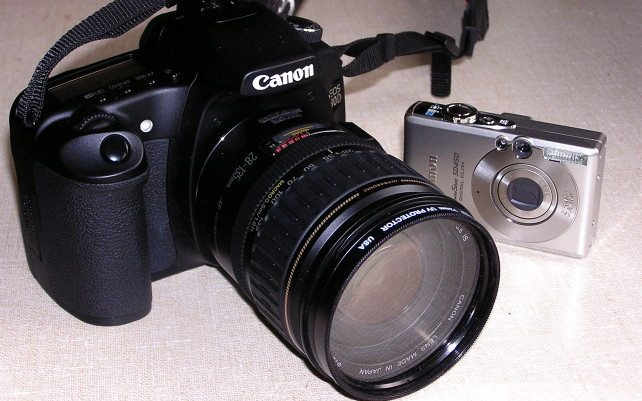 Why a Digital Camera is Better than a Smartphone