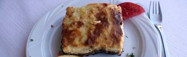 Moussaka - Greece
