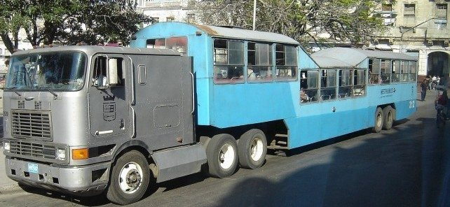 Weird Methods Of Public Transportation From Around The World