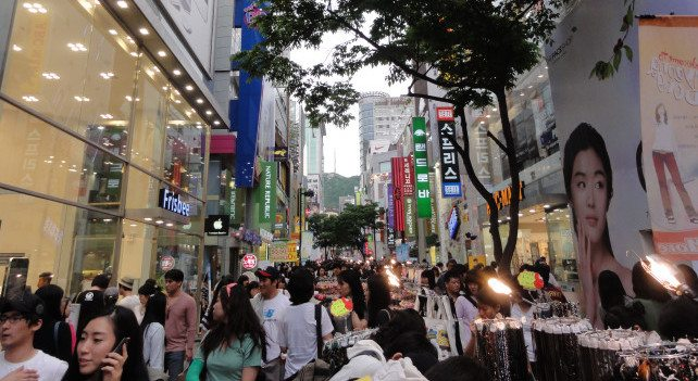 Myeongdong - South Korea