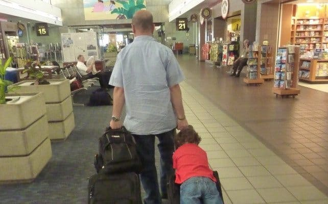 Top 5 Tips for Flying with Kids