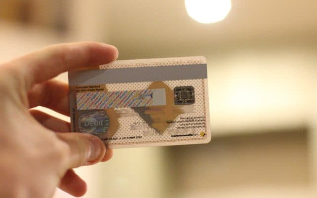 Your Credit Card and Identity