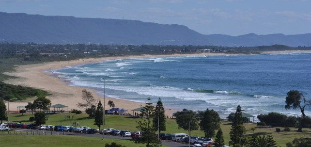 Wollongong Beach, New South Wales