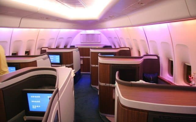 First Class and Business Class: Is it Worth the Money