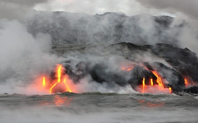 The World's Most Active Volcanos