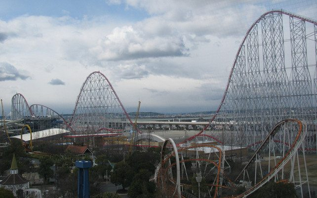 Nagashima Spa Land – Kuwana, Japan