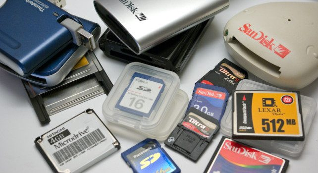 More Memory Cards