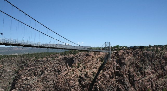 Royal Gorge Bridge, Colorado, United States of America
