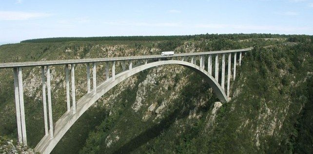 Bloukrans Bridge, Western Cape, South Africa