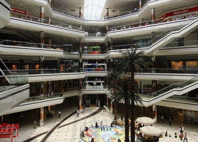 Top 10 Largest Shopping Malls In The World