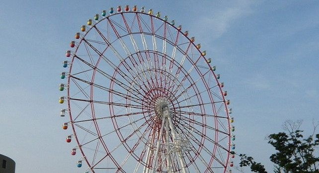 World's Top 10 Largest Observation Wheels