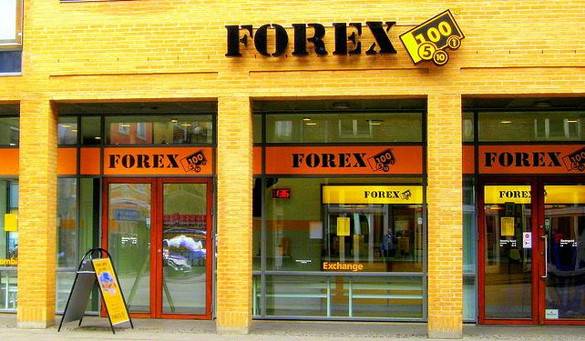 Foreign Currency Exchange Desks