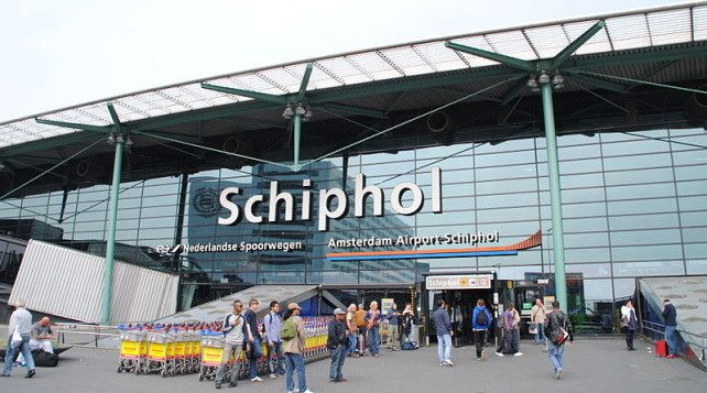 Amsterdam Airport Schiphol (Holland, Netherlands)