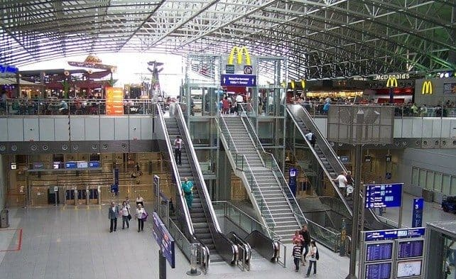 Frankfurt Airport (Frankfurt, Germany)