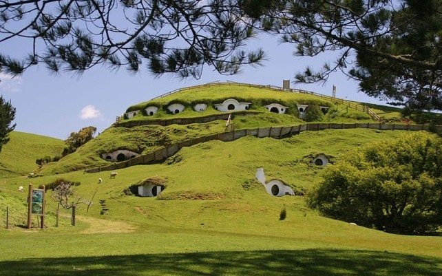 New Zealand: Home Of The Hobbits