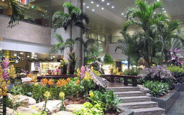 Singapore Changi Airport (Changi East Region, Singapore)