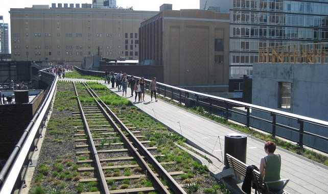 Highline (New York City, USA)