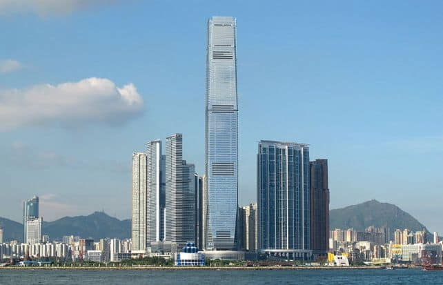 International Commerce Center (Hong Kong)