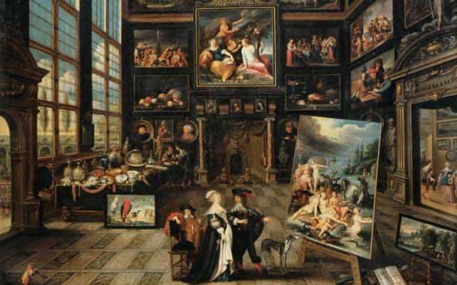 Top 10 Most Visited Art Galleries In The World