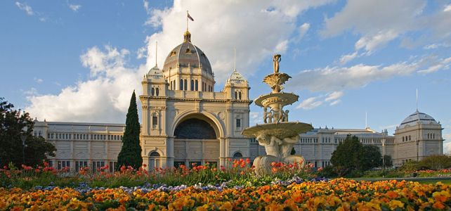 Royal Exhibition Building and Carton Gardens