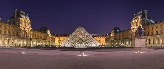 The Louvre (France)