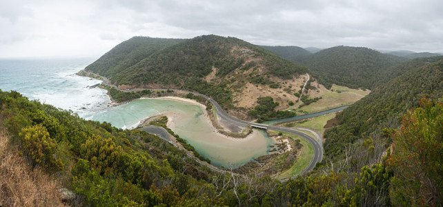 Great Ocean Road, Lorne, Australia