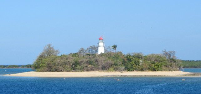Low Isles Lighthouse, Coral Sea, Queensland