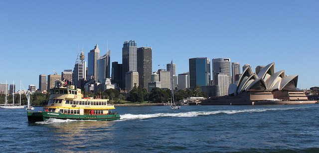 manly ferry