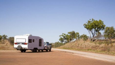 Travelling Australia: The Motorhome Vs The Caravan