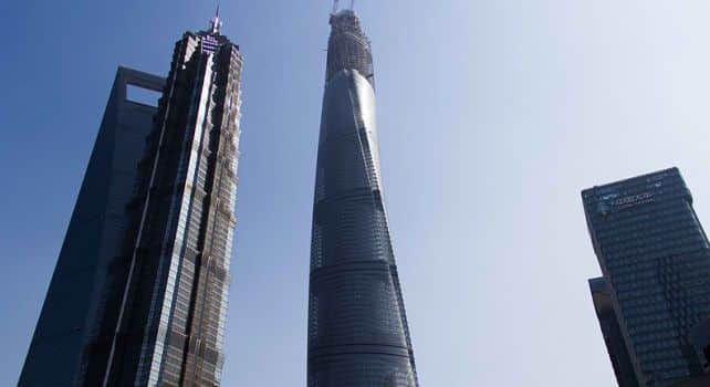 Shanghai Tower (China)