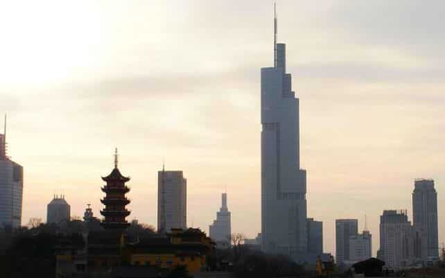 Zifeng Tower (China)