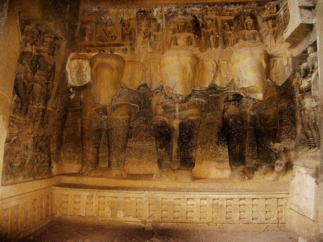 Karla Caves 1